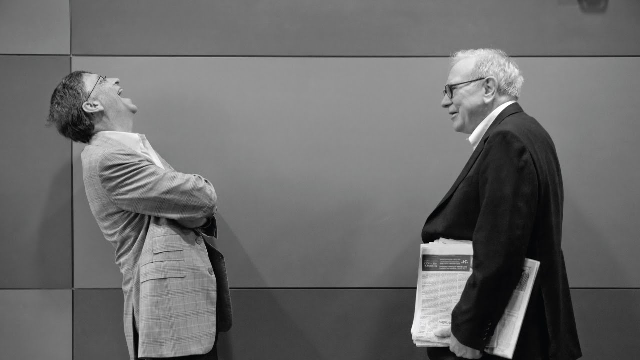 Bill Gates และ Warren Buffett
