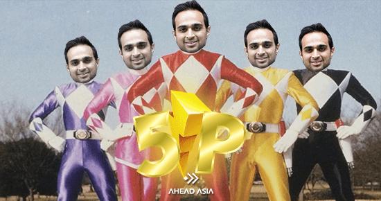 หลักการตลาด 5P