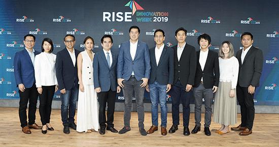 RISE Innovation Week 2019