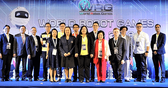 World Robot Games Championship 2019