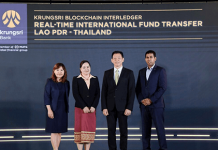 Krungsri Blockchain Interledger