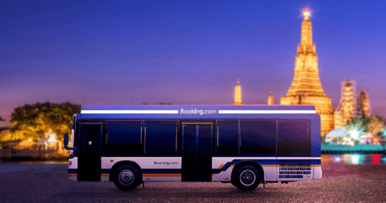 Bangkok Booking Bus
