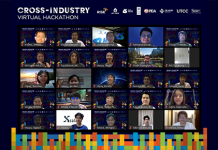 Cross-Industry Virtual Hackathon