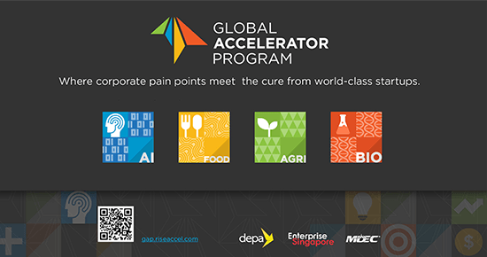 Global Accelerator Program
