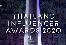Thailand Influencer Awards 2020